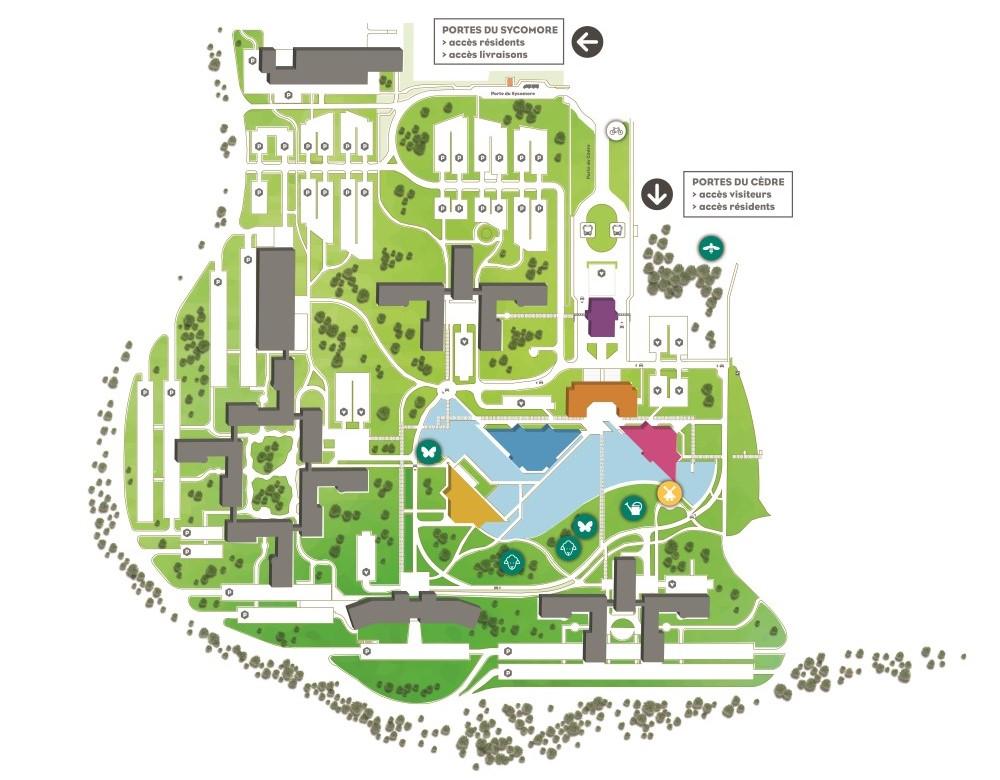 campus campus saint christophe. Black Bedroom Furniture Sets. Home Design Ideas